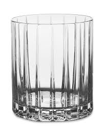 dorset crystal triple old fashioned glasses