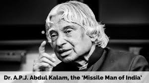 essay on life of dr a p j abdul kalam the missile man of  essay on dr a p j abdul kalam the missile man of