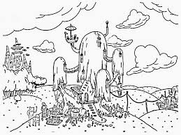 Small Picture Adventure Time Coloring Pages Print And Color Adventure Time