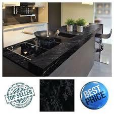 10 of 12 dark marble countertop vinyl granite look effect 26 x 78 self adhesive