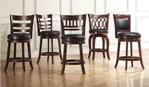 image of bar stool swivel chairs