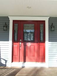 front door trim kitFront Entry Door with Fypon Door Trim Kit  Home Construction