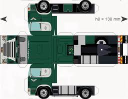 Media in category truck trailers. Paper Model Trucks And Trailers Page 1 Line 17qq Com