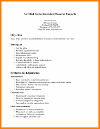 Dental Assistant Resume dental assistant resume example Tolgjcmanagementco 31