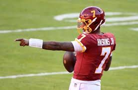 He has also posted photos of workouts with redskins wrs terry mclaurin, steven sims jr., and kelvin harmon. Bgu7y6kwzym7um
