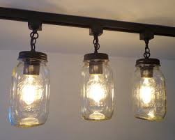 track lighting pictures. Load Image Into Gallery Viewer, Mason Jar TRACK LIGHTING New Quart  Single - The Lamp Track Lighting Pictures