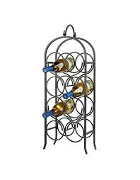 8 bottle wine rack 8 bottle wine arch 8 bottle vertical wine rack