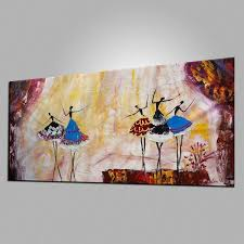 Canvas abstract artwork Canvas Prints Wall Art Ballet Dancer Painting Canvas Painting Wall Art Abstract Art Homedit Wall Art Ballet Dancer Painting Canvas Painting Wall Art