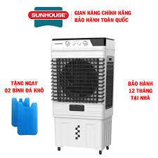 Quạt điều hòa không khí Sunhouse SHD7759 - Máy làm mát không khí - Quạt hơi  nước - Bảo hành 12 tháng tại nhà