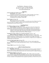 Senior Attorney Resume – Foodcity.me