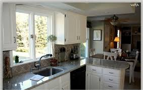 paint cabinets whitePainting Oak Kitchen Cabinets White  Kitchen Crafters