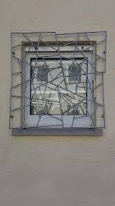 Fenstergitter Aus Edelstahl Von Metall Gestaltung Dipl Designer