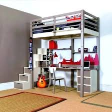bunk bed with office underneath. Desk With Bed On Top Bunk Table Underneath  . Office F