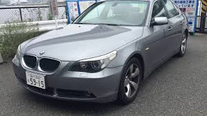 BMW 5 Series bmw 5 series review 2004 : 2004 BMW 525i - Classic BMW 5-Series - Buy your car in Japan here ...