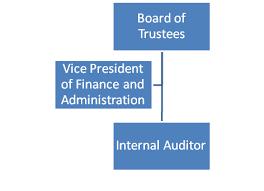 Audit Structure Chart Organizational Chart Internal Audit Department