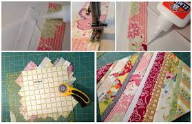 Sew Much Like Mom: String Quilt Block: A Foundation Piecing ... & Sew Much Like Mom: String Quilt Block: A Foundation Piecing Tutorial Adamdwight.com
