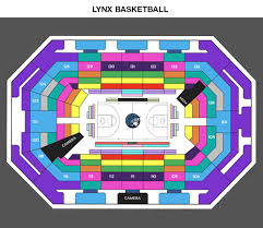 Minnesota Lynx Vs Phoenix Mercury Target Center