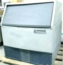 residential ice machine