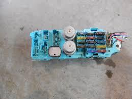 88 89 90 91 toyota camry v6 6 cyl interior fuse box