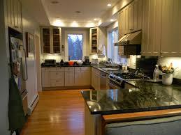 Dark Green Kitchen Cabinets Kitchen Adecorum