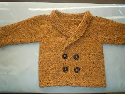 Free Knitting Patterns For Baby Sweaters
