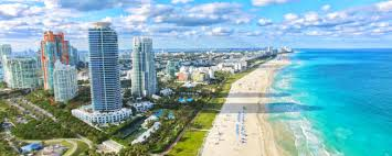 Flights £258 Cheap London Non-stop From To Miami Only