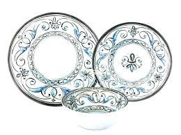 melamine dish sets patio dinnerware solid almond square set outdoor home and uk dinnerwa best outdoor dinnerware