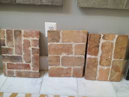ceramic floor tile that looks like brick in bricks for prepare