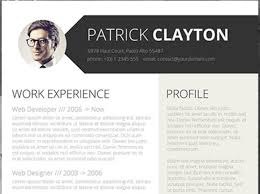 Modern Resume Template Free Download Word 50 Free Microsoft Word Resume Templates Updated October 2019