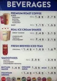 I ordered a medium mocha cappuccino blast. Jack In The Box Menu Menu For Jack In The Box Prosperity Church Road Charlotte