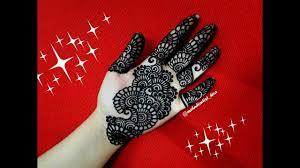 Palm Mehndi Designs Easy Easy Trendy Simple Palm Henna Mehndi Design Tutorial For Hands For Beginners For Eid Diwali Weddings