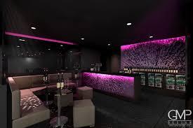 modern bar interior design  gmp design
