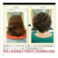 40代の女性が似合う髪型はショートロング
