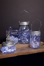 lighting in a jar. Mason Jar Lights Fairy Battery Op. Warm White (fits A Wide Photo Details Lighting In S