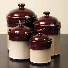 rustic canister set enchanting rustic canister sets farmhouse kitchen canisters 4 piece kitchen canister sets regarding