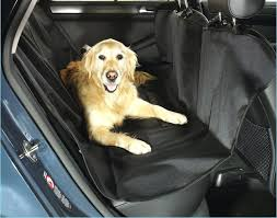 car seats car rear seat covers for dogs luxury pet dog front hammock cover back