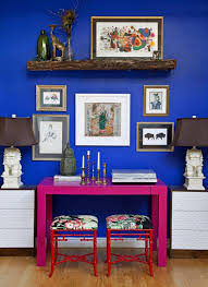 office decoration design ideas. Fabulous Lili Diallo Home Interior Decorating Design Ideas : Outstanding Girl Office Decoration By I