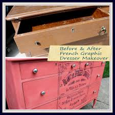coral furniture. painted furniture dresser coral french graphic n