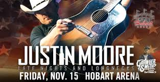 Hobart Arena Concert Seating Chart Tickets Late Nights Longnecks Hobart Arena