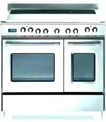 kitchenaid induction range slide in induction range double oven induction ranges ft double oven electric range kitchenaid induction range