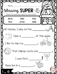Students look at the pictures and circle the correct word. 11 Best Phonics Long Vowel Worksheets Images On Best Worksheets Collection