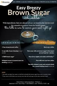 Select any item to view the complete nutritional information including calories, carbs, sodium and weight watchers points. Easy Breezy Brown Sugar Latte Recipe For Some Rainy Day