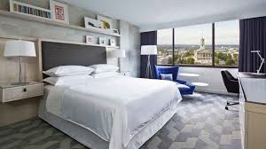 Nashville Hotels With 2 Bedroom Suites Nashville Accommodation Sheraton Nashville Downtown Hotel