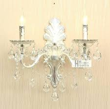 silver wall candle holders silver wall candle holders wall sconce continental beautiful crystal candle wall sconces