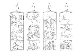 Small Picture Printable Pictures Of Candles Coloring Coloring Pages