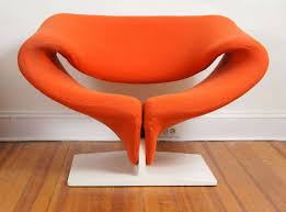 pierre paulin s iconic ribbon chair all original in fantastic condition foam is great
