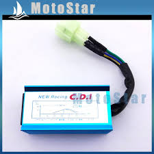online get cheap chinese scooter cdi aliexpress com alibaba group blue racing 6 pin ac ignition cdi box for gy6 50cc 90cc 110cc 125cc 150cc engine