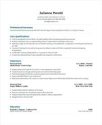 Personal Resume Example Personal Statements Resume Statement On ...