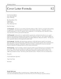 Addressing Formal Letter Cover Letter Addressing Writing Letters Cover Letter Formula Your 4