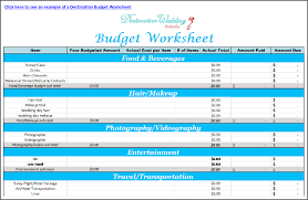 wedding spreadsheet super simple destination wedding planning spreadsheets